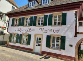 Hotel & Café Ritter von Böhl, Hotel in Deidesheim