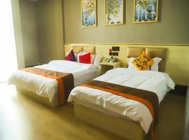 JUN Hotels Shandong Ji'nan Zhangqiu Diao Town Chemical Industrial Park, hotel near Jinan Yaoqiang International Airport - TNA, Shuizhai