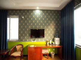 JUN Hotels He'nan Anyang Huaqiang Xintiandi, отель в городе Anyang