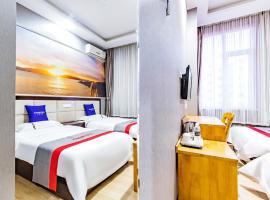 JUN Hotels Tianjin Jinnan District National Convention and Exhibition Center Shuanggang University Town, hotel near Tianjin Binhai International Airport - TSN, Tianjin