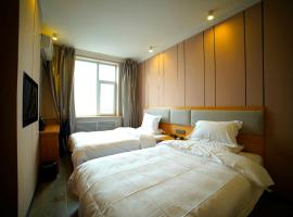 JUN Hotels Shanxi Taiyuan Gaoxin Community, hotel in Taiyuan