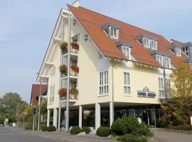 Hotel Alber, Hotel in der Nähe vom Flughafen Stuttgart - STR, Leinfelden-Echterdingen