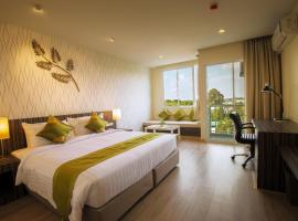 Tamarind Garden Hotel, boutique hotel in Rayong