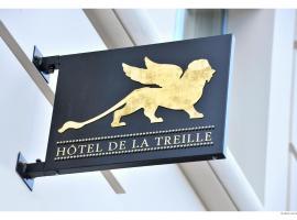 Hotel De La Treille, hotel in Lille