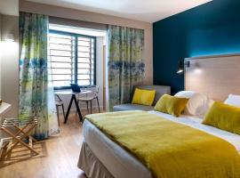 Best Western Montecristo, hotel in Bastia