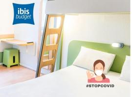 ibis budget Bordeaux Lac, hotel in Bordeaux