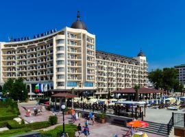 Хотел Адмирал, хотел близо до Център на Златни пясъци, Златни пясъци