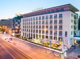 Hotel Devín, отель в Братиславе