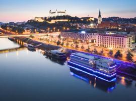 Hotel Devín, hôtel à Bratislava