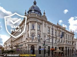 IBB Grand Hotel Lublinianka – hotel w mieście Lublin