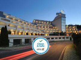 Palace Hotel e SPA Monte Rio, hotel in Termas de Sao Pedro do Sul
