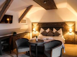 Penzión Ski Jezersko – hotel w pobliżu miejsca Ścieżka w koronach drzew w mieście Jezierska