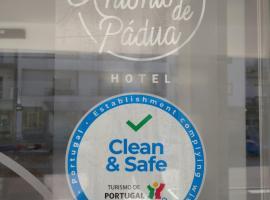 Hotel Santo António de Pádua, hotel em Fátima