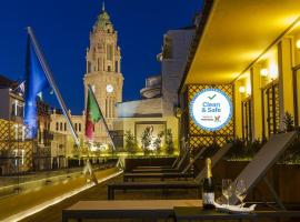 Pao de Acucar Hotel, hotel no Porto