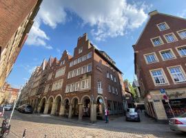 Hotel Busche am Dom, Hotel in Münster