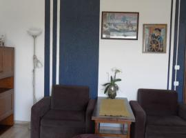 Inez, family hotel in Jastarnia