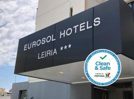 Eurosol Leiria & Eurosol Jardim, hotel in Leiria