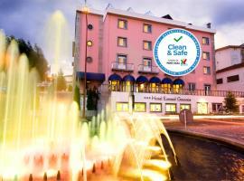 Eurosol Gouveia, hotel in Gouveia