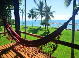 Hotel Pousada Pitinga, hotel near Pitinga Beach, Arraial d'Ajuda