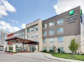 Holiday Inn Express & Suites - Farmers Branch, an IHG Hotel, hótel í Farmers Branch