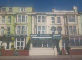 Wallace Hotel, hotel in Blackpool