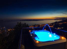 Villa Pelargonia, villa in Makarska