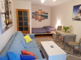 SoSopot Apartament przy Plaży -150m, 2-4 osoby, parking, spa hotel in Sopot