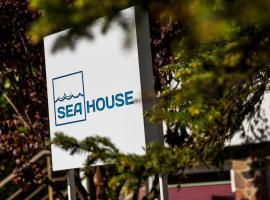 Sea House Gdynia – hotel w mieście Gdynia