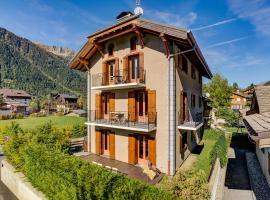 Villa Mont Blanc, hotel near Planards, Chamonix