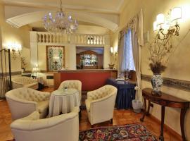 Best Western Plus Hotel Genova, hotel in Turin