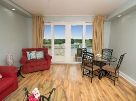 Large condo with huge balcony Sleeps 8, 300, resort in Panama City Beach