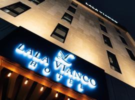 부산에 위치한 호텔 라라비안코 호텔