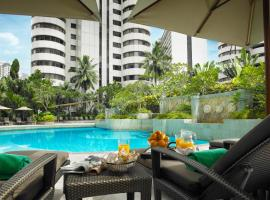 Shangri-La Kuala Lumpur, hotel near Penang National Park, Kuala Lumpur
