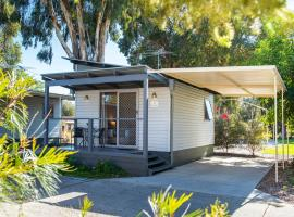 Banksia Tourist Park, pet-friendly hotel in Perth
