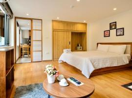 Harim Land 22housing in 39 Linh Lang, căn hộ dịch vụ ở Hà Nội