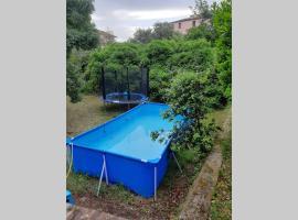 Villa aux volets bleus, villa in Saint-Aygulf