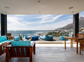 Houghton View Boutique Hotel, B&B in Cape Town