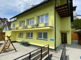 Pokoje i apartamenty Aga Centrum – hotel w Wiśle
