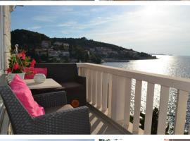 Seafront apartmani, hotel in Korčula