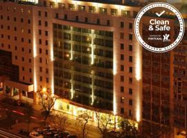 VIP Executive Entrecampos - Hotel & Conference, hotel in Lisbon