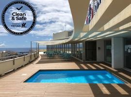 VIP Executive Azores Hotel, hotel em Ponta Delgada