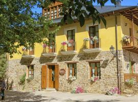 Hotel Valle del Silencio, hotel en San Esteban de Valdueza