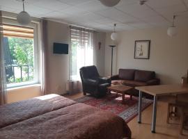 Solo studio, apartamentai Birštone