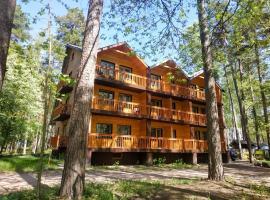 Доброе утро, apartment in Zelenogorsk