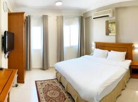Al Murooj Hotel Apartments, hotel near Oman News Agency HQ, Muscat