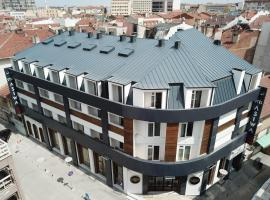ASİWA HOTEL, отель в Эскишехире