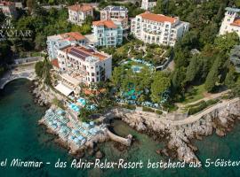 Hotel Miramar, hotel v mestu Opatija