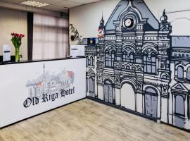 Hotel Old Riga, hotel near Rizhskaya Metro Station, Moscow