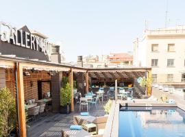Gallery Hotel, hotel a Barcellona