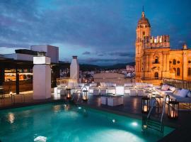 Molina Lario, отель в Малаге